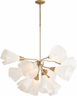 Hubbardton Forge 134510 Mobius Chandelier Light
