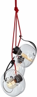 Hubbardton Forge 134520 Hook Multi Pendant Light