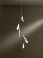 Hubbardton Forge 135001D-82-NO Quill 16 Wide LED Lighting Pendant