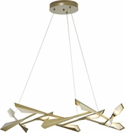 Hubbardton Forge 135005 Quill LED Hanging Lamp