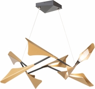 Hubbardton Forge 135007 Plume LED Lighting Chandelier