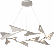 Hubbardton Forge 135008 Plume LED Chandelier Lamp