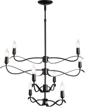 Hubbardton Forge 136354 Willow Chandelier Light