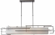 Hubbardton Forge 136390 Etch Kitchen Island Light Fixture