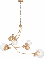 Hubbardton Forge 136420 Sprig Mini Hanging Chandelier