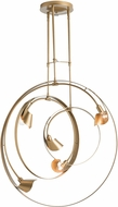 Hubbardton Forge 136439 Orion Drop Ceiling Light Fixture