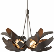Hubbardton Forge 136502 Corona Drop Lighting Fixture