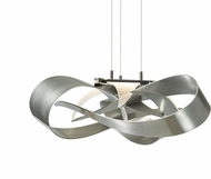 Hubbardton Forge 136520 Flux LED Hanging Lamp