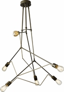 Hubbardton Forge 138930 Divergence Hanging Pendant Lighting