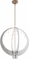 Hubbardton Forge 139005 Synchronicity Rain 139005 LED Pendant Light