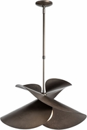 Hubbardton Forge 139455 Hibiscus Hanging Pendant Lighting