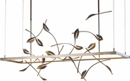 Hubbardton Forge 139755D Autumn LED Kitchen Island Light Fixture