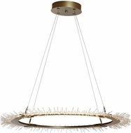 Hubbardton Forge 139772 Anemone LED Pendant Lighting Fixture