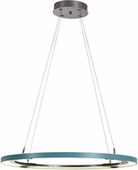 Hubbardton Forge 139776 Ringo LED Hanging Pendant Lighting