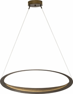 Hubbardton Forge 139810 Penumbra LED Hanging Lamp