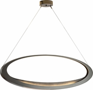 Hubbardton Forge 139811 Penumbra LED Large Hanging Light