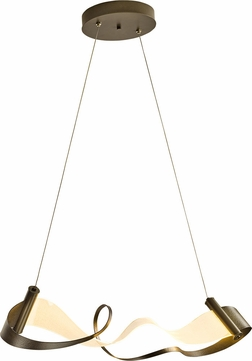 Hubbardton Forge 139833 Zephyr LED Pendant Hanging Light