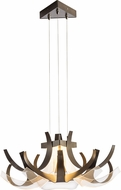 Hubbardton Forge 139881 Regalia LED Pendant Lighting Fixture