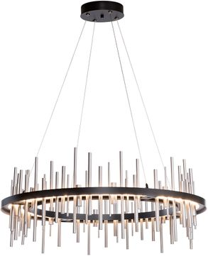 Hubbardton Forge 139910 Cityscape LED Lighting Chandelier