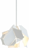 Hubbardton Forge 151035 Cumulus Mini Ceiling Light Pendant