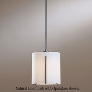 Hubbardton Forge 18-766 Exos Round Large Adjustable Mini-Pendant