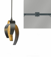 Hubbardton Forge 18653-TRIPLE-LINEAR Corona Triple Linear Multi Pendant Lighting Fixture