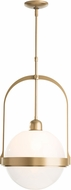 Hubbardton Forge 187460 Atlas Hanging Pendant Light