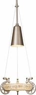 Hubbardton Forge 187510 Lens Mini Hanging Pendant Lighting