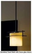 Hubbardton Forge 18820 Arc Ellipse Small Pendant Light