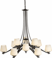 Hubbardton Forge 194156 Ribbon Chandelier Light