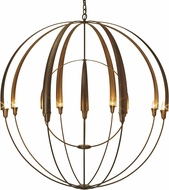 Hubbardton Forge 19424812 Double Cirque Chandelier Light