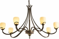 Hubbardton Forge 19434705 Aubrey Chandelier Lighting