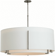 Hubbardton Forge 194630 Exos 31  Drum Pendant Light