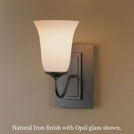 Hubbardton Forge 20-3221 Traditional Glass Wall Sconce