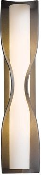 Hubbardton Forge 204795 Dune 23 Inch Tall Wall Sconce Light