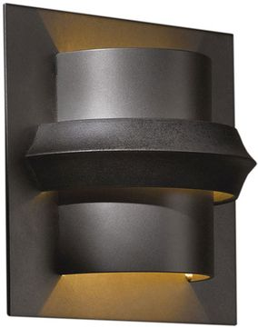 Hubbardton Forge 204915 Twilight Direct Wire Halogen 7.4 Inch Wide Wall Lighting