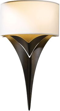 Hubbardton Forge 205315 Calla 18 Inch Tall Wall Sconce Lighting