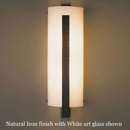 Hubbardton Forge 20-6730 Forged Vertical Bar Large Wall Sconce