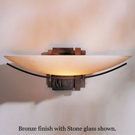 Hubbardton Forge 20-7370 Oval Impressions Wall Sconce