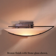 Hubbardton Forge 20-7380r Oval Ondrion Wall Sconce, Right