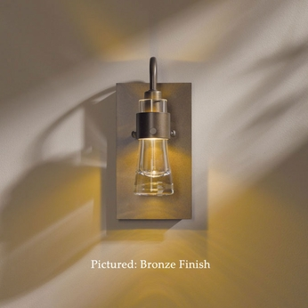 Hubbardton Forge 20-7720 Erlenmeyer ADA Thick Glass Cone Wall Sconce