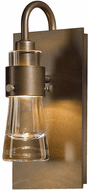 Hubbardton Forge 207720 Erlenmeyer ADA Thick Glass Cone Wall Sconce