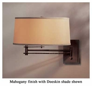 Hubbardton Forge 20-9301 Forged Bar Swing Arm Wall Lamp
