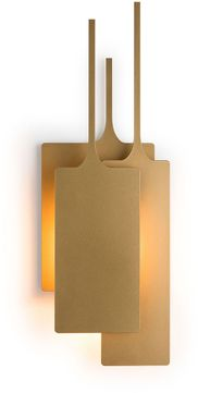 Hubbardton Forge Vermont Modern 203310 Stretch Wall Sconce