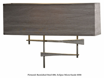 Hubbardton Forge 207675 Cavaletti 11 Inch Tall ADA Wall Sconce With Finish Options