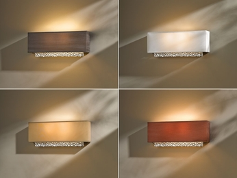 Hubbardton Forge 207690 Oceanus Vintage Platinum Finish 16.5  Wide Wall Sconce Lighting