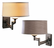 Hubbardton Forge 209310 Swing Arm Wall Lamp