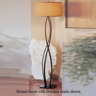 Hubbardton Forge 23-2686 Almost Infinity Drum Shade Floor Lamp