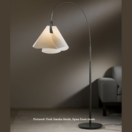 Hubbardton Forge 23-4505 Mobius Arc Adjustable Height Standing Floor Lamp