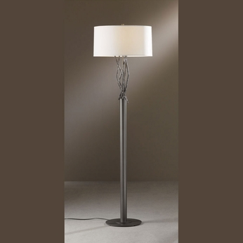 Hubbardton Forge 23-7660 Brindille 60 Inch Tall Standing Floor Light With Shade Options
